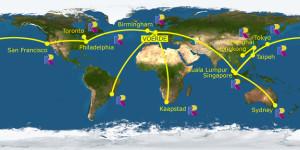 Neue Expansion der RHIEM-Gruppe in Asien und Nordamerika