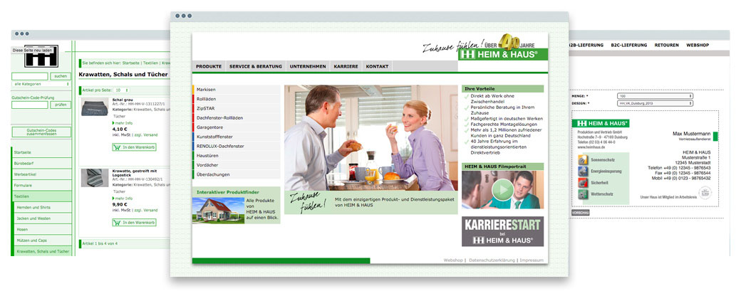 heim haus since 1971 more than 12 million home owners in germany opted for products and services from who also offers great value when it comes to markisen preise