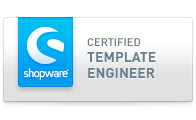 Shopware certified template engineer