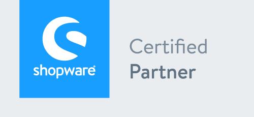 Shopware Certified Partner