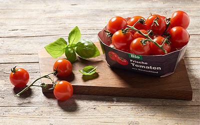 RHIEM: Nachhaltige Verpackung für Obst und Gemüse