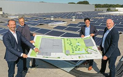RHIEM setzt auf Solarenergie