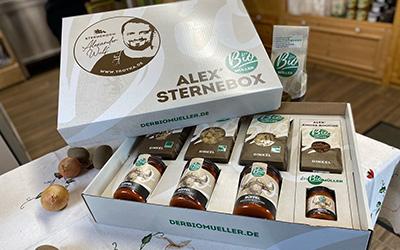 Eine Box für Feinschmecker